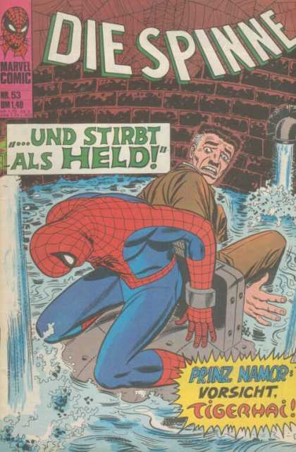 Die Spinne 76 - Escape - The Sewage Tank - Who Could Be Behind This - Trapped With J Jonah - Jump