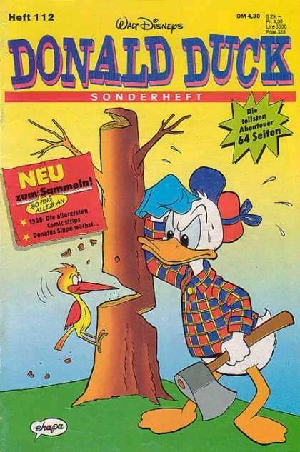 Die Tollsten Geschichten von Donald Duck 112 - Walt Disney - Donald Duck - Disneys Donald Duck - Soderheft - Disneys Donald