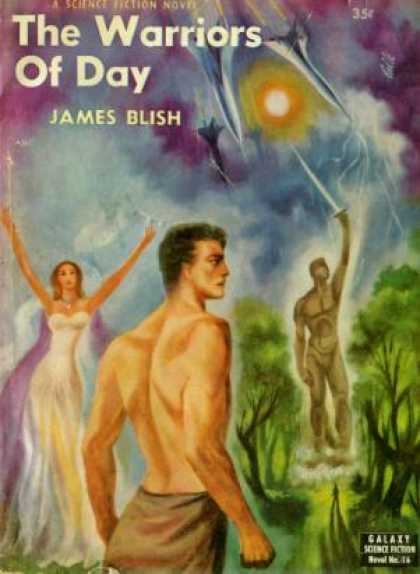 Digests - The Warriors of Day - James Blish