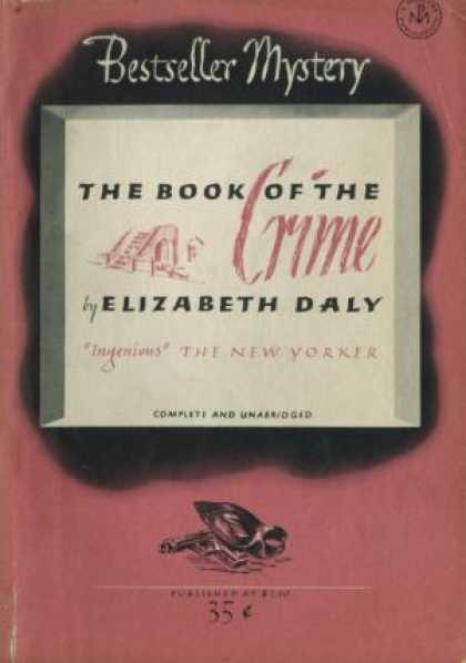 Digests - The Book of the Crime (bestseller Mystery, 199)