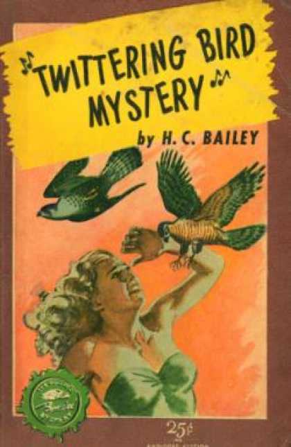 Digests - The Twittering Bird Mystery - Henry Christopher Bailey