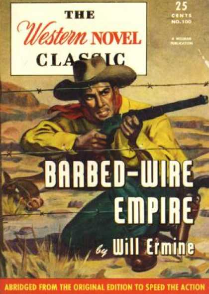 Digests - Barbed-Wire Empire - Will Ermine