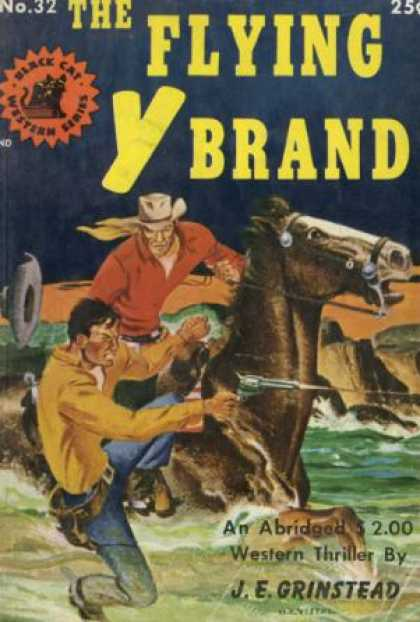 Digests - The Flying Y Brand - J. E. Grinstead