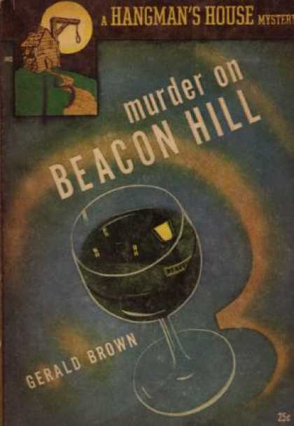 Digests - Murder On Beacon Hill