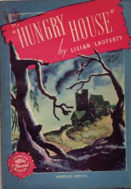 Digests - The Hungry House - Lilian Lauferty