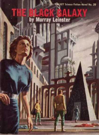 Digests - The Black Galaxy - Murray Leinster