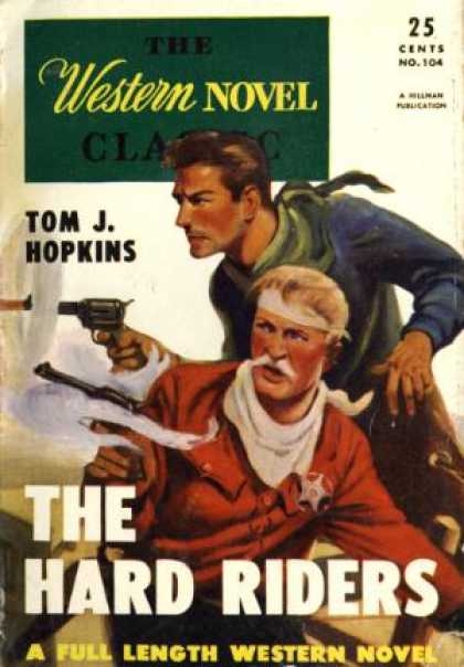 Digests - The Hard Riders - Tom J. Hopkins