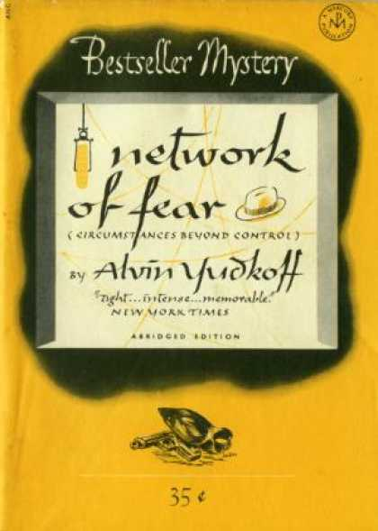 Digests - Network of Fear - Alvin Yudkoff