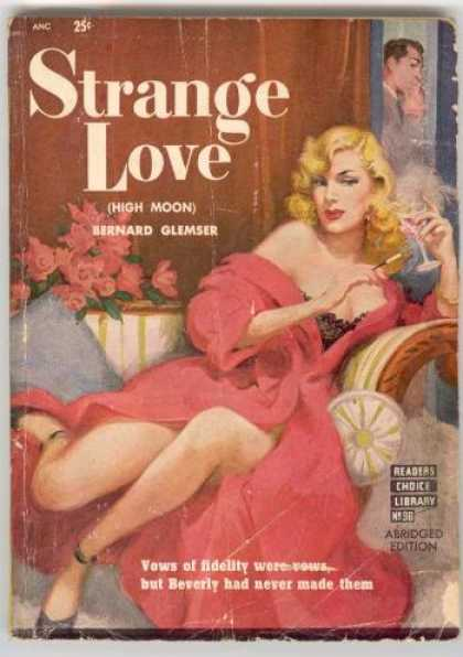Digests - Strange Love (High Moon) - Bernard Glemser