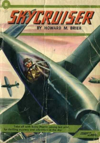 Digests - Skycruiser - Howard M. Brier