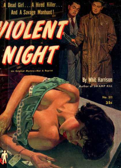 Digests - Violent Night - Whit Harrison