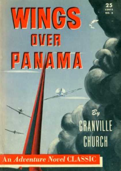 Digests - Wings Over Panama - Granville Church
