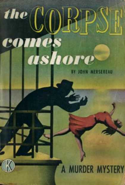 Digests - The Corpse Comes Ashore - John Mersereau