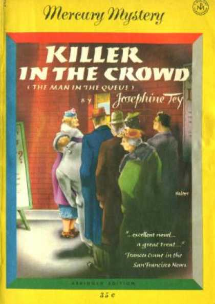 Digests - Killer In the Crowd (a Mercury Mystery, Volume 200)