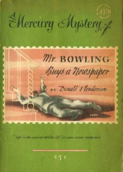 Digests - Mr. Bowling Buys a Newspaper - Donald Henderson