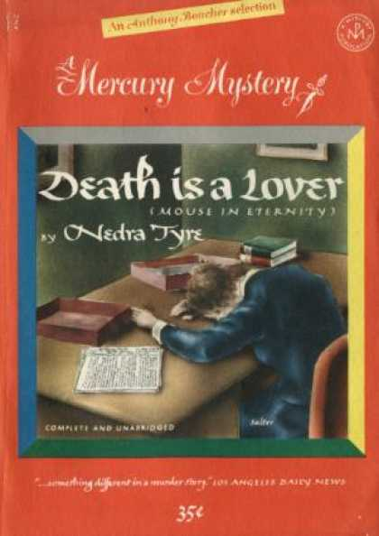 Digests - Death Is a Lover (mercury Mystery, 188)
