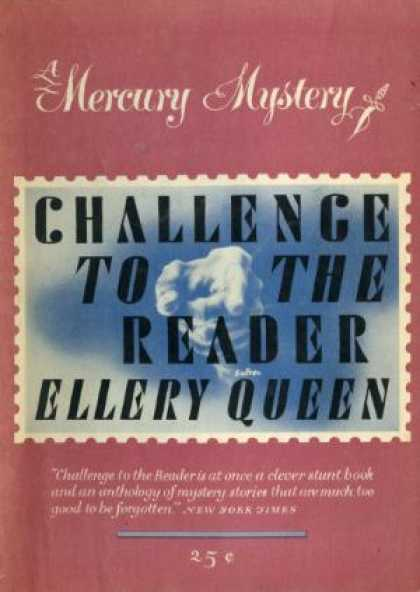 Digests - Challenge To the Reader - Ellery Queen