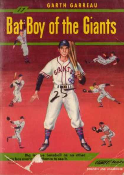 Digests - Bat Boy of the Giants - Garth Garreau