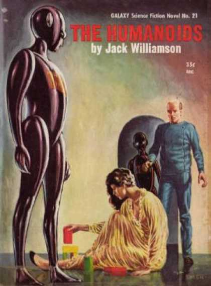 Digests - The Humanoids - Jack Williamson