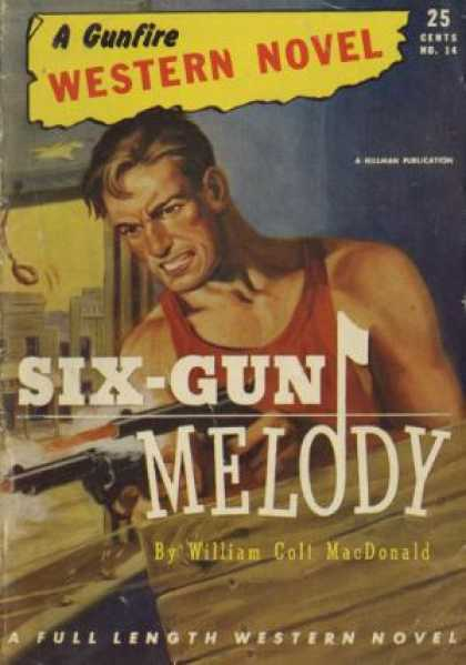Digests - Six-gun melody - William Coll MacDonald