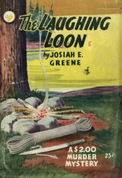 Digests - The Laughing Loone - Josiah E. Green