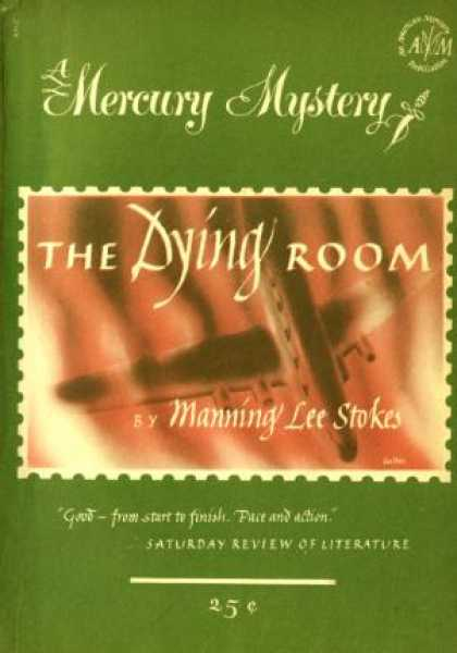 Digests - The dying room - Manning Lee Stokes