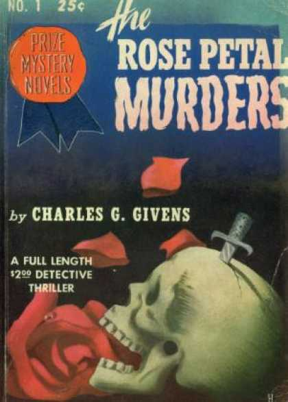 Digests - The Rose Petal Murders - Charles G Givens