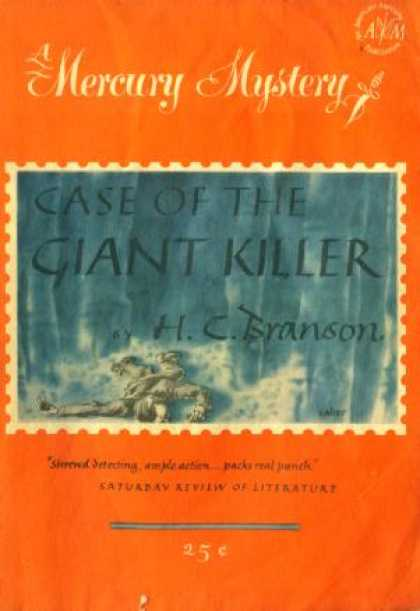 Digests - Case of the Giant Killer - H. C. Branson
