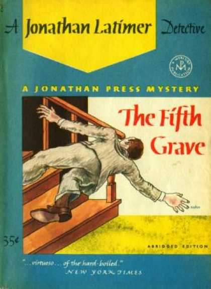Digests - The Fifth Grave - Jonathan Latimore