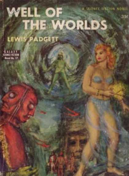 Digests - Well of the Worlds - Lewis Padgett (pseud. Henry Kuttner)