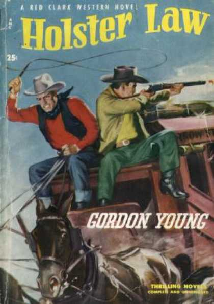 Digests - Holster law - Gordon Young