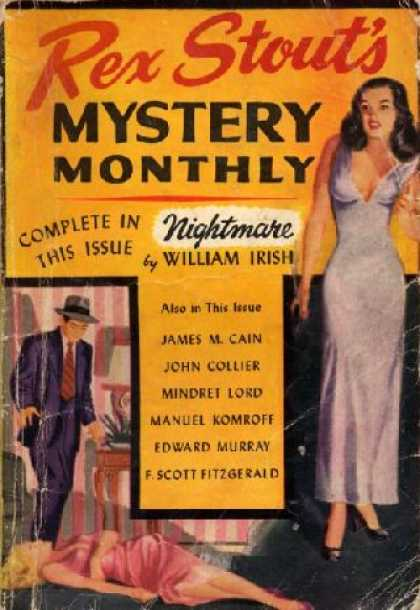 Digests - Rex Stout's Mystery Monthly