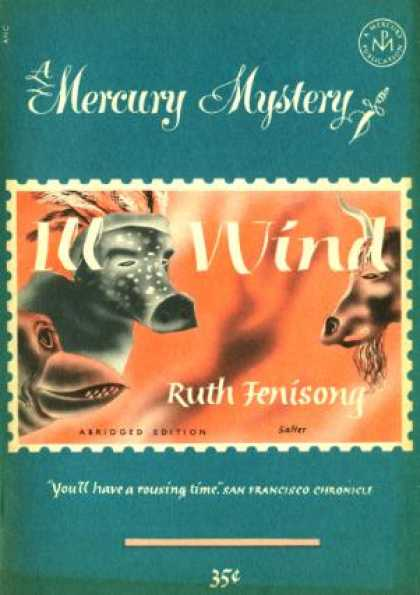 Digests - Ill Wind - Ruth Fenisong