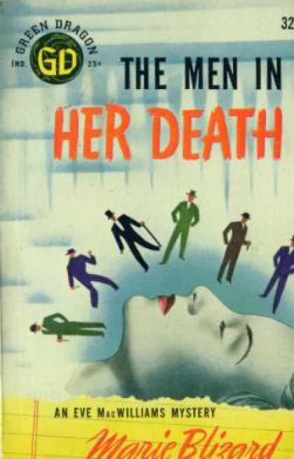 Digests - The Men In Her Death - Marie Blizard