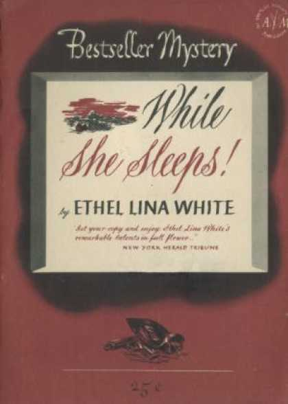 Digests - While She Sleeps - Ethel Lina White