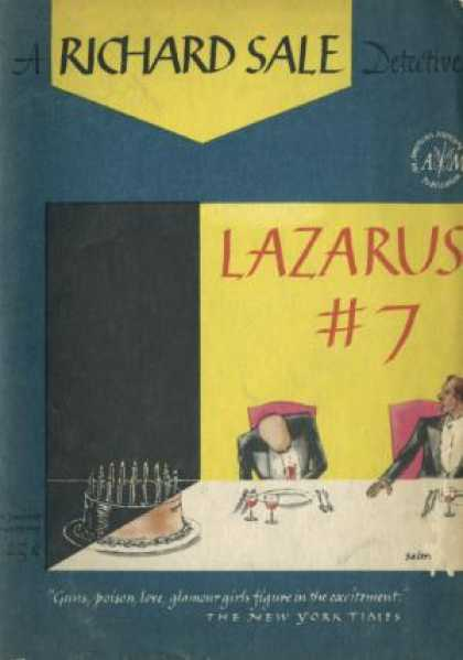 Digests - Lazarus #7 - Richard Sale