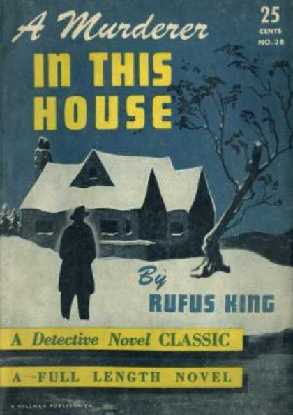 Digests - A Murder In This House - Rufus King