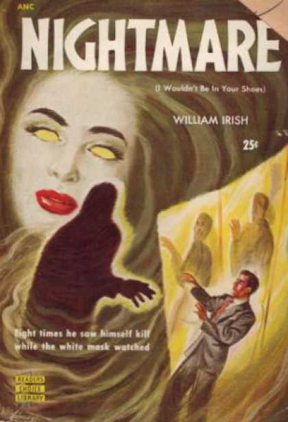 Digests - Nightmare (reader's Choice Library #12) - William (aka: Cornell Woolrich) Irish