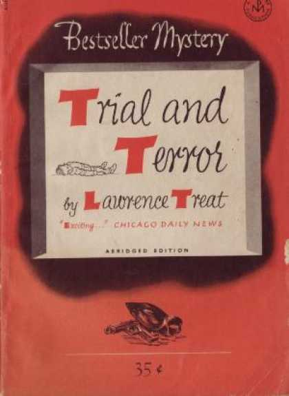Digests - Trial and Terror - Lawrence Treat