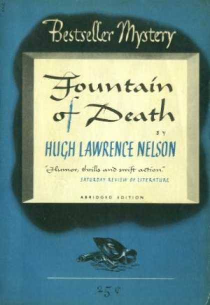 Digests - Fountain of Death - Hugh Lawrence Nelson
