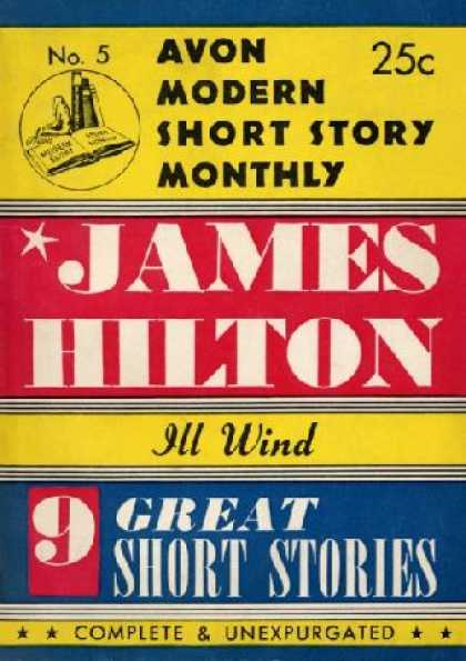 Digests - Ill Wind: Nine Stories With a Single Thread - James Hilton