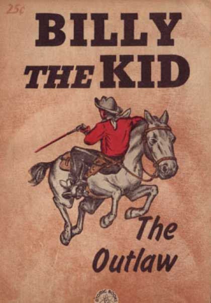 Digests - Billy the Kid, the Outlaw - Pat F; Brussel, J Garrett