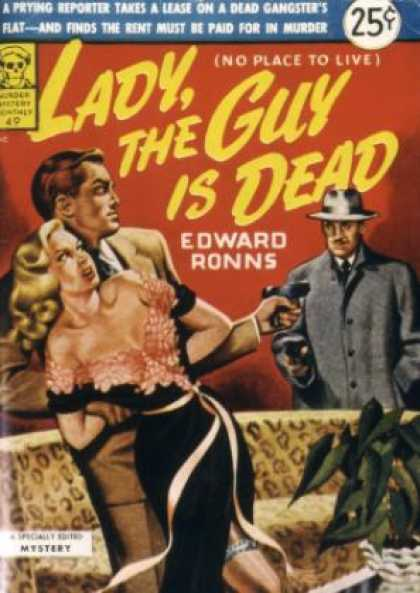 Digests - Lady, the Guy is Dead - Edward Ronns