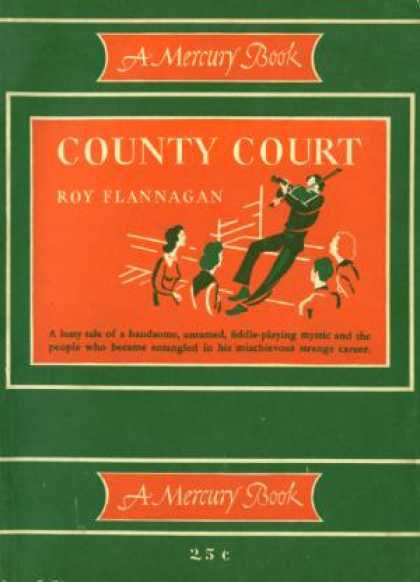 Digests - County Court - Roy Flannagan