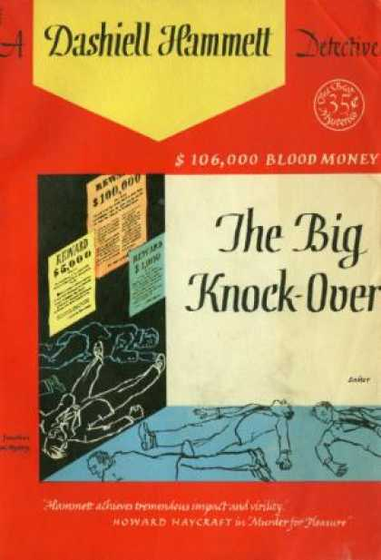 Digests - The Big Knock-Over - Dashiell Hammett
