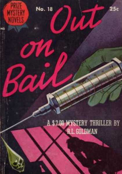Digests - Out On Bail - R. L. Goldman