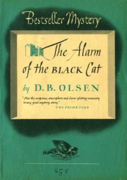 Digests - The Alarm of the Black Cat - D.b. Olsen