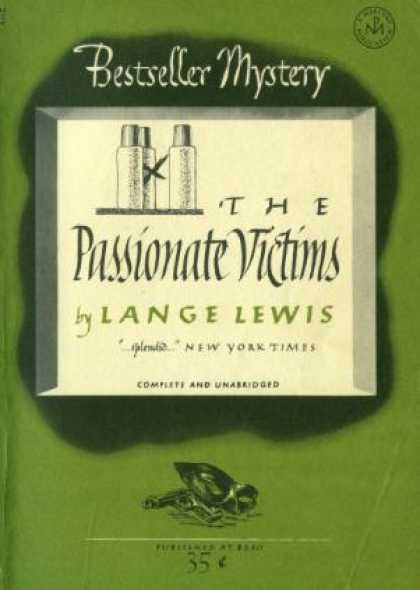 Digests - The Passionate Victims - Lange Lewis