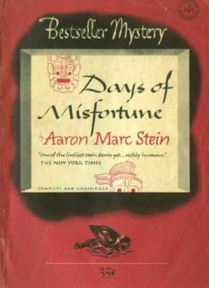 Digests - Days of Misfortune - Aaron Marc Stein
