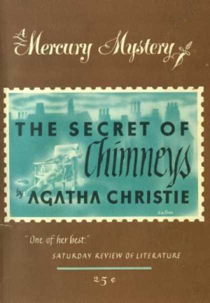 Digests - The Secret of Chimneys - Agatha Christie